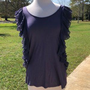 Women's Purple Top